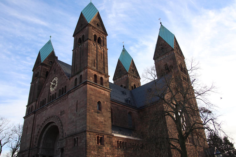 Bad Homburg: Erlöserkirche