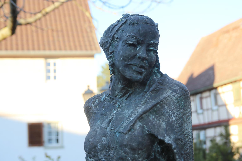 Eschborn: Skulpturenachse
