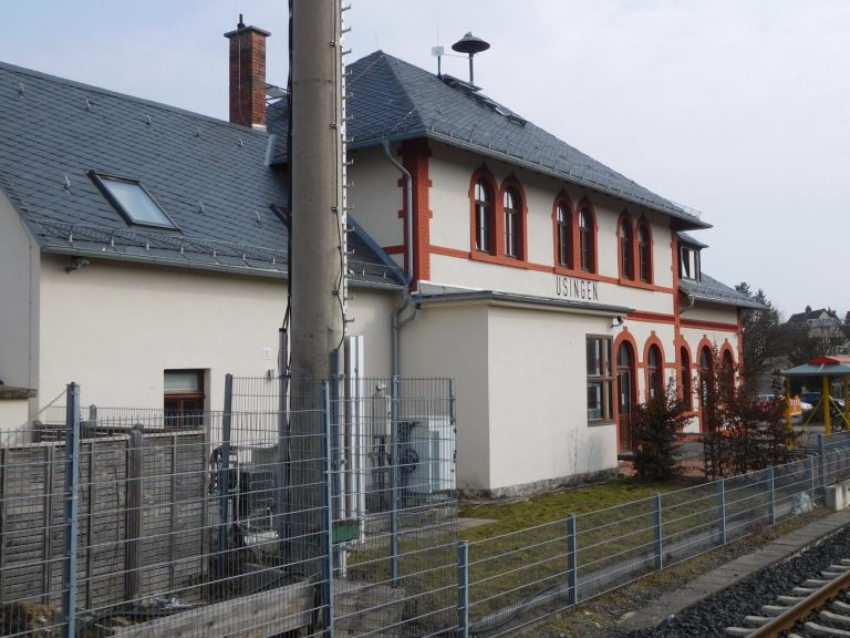 Bahnhof Usingen