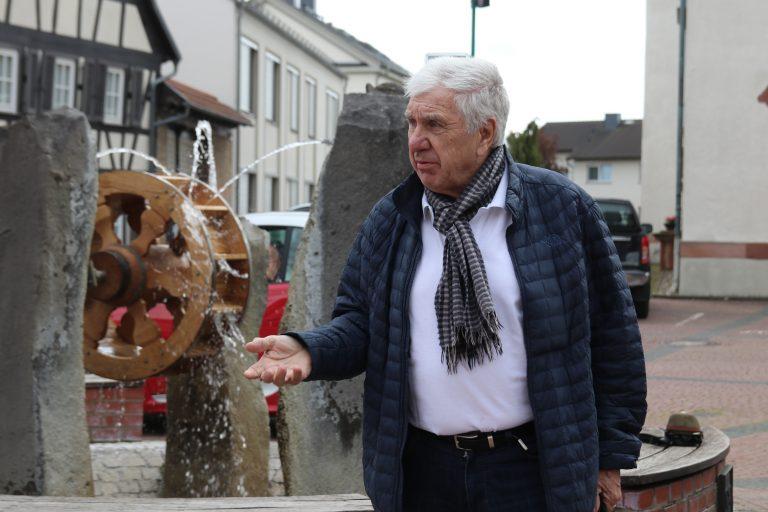 Der ehrenamtliche Stadtrat Heinz Kunz.