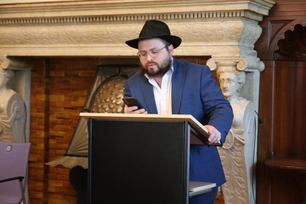 Rabbi Shalom Rabinovitz