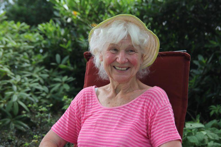 Gärtnerin Ursula Bruchhäuser.