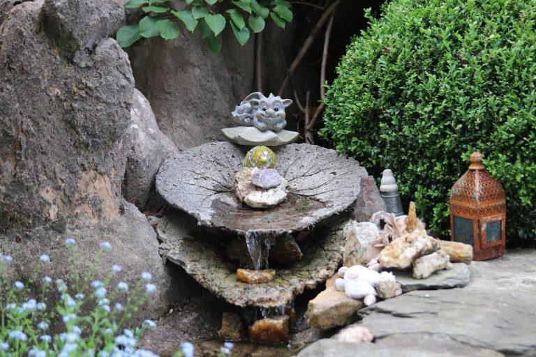 Adriana und Daniel von Puttkamer haben mit viel Liebe und Fantasie einen abwechslungsreichen Garten geschaffen.