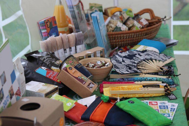 Fair Trade-Produkte vom Weltladen Oberursel...