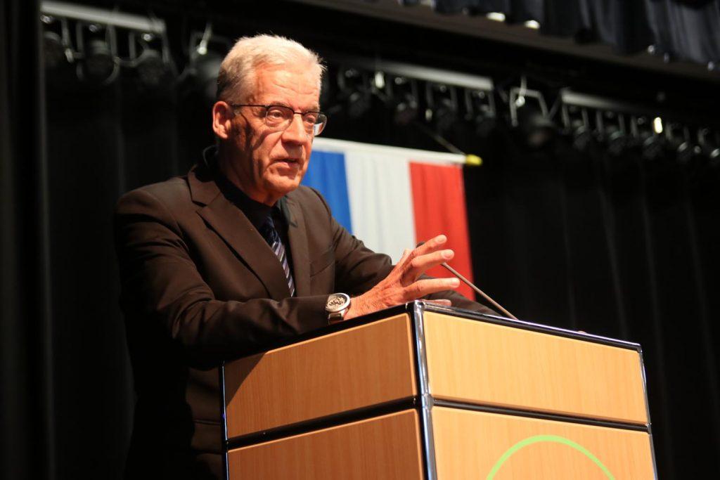 Dr. Jürgen Dieter, Geschäftsführender Direktor des Hessischen Städtetages.
