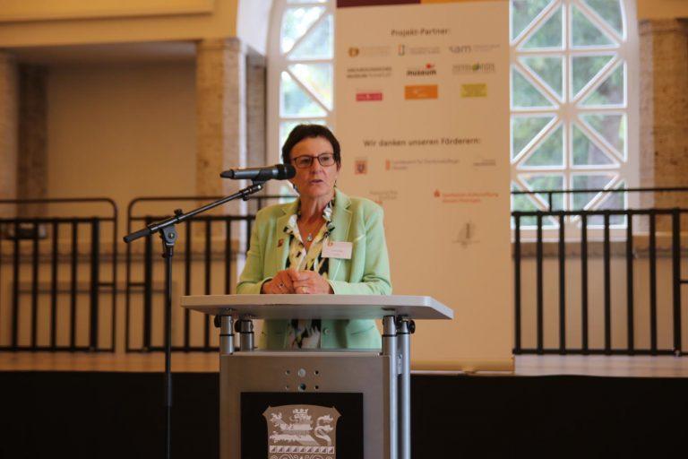 Dr. Vera Rupp, Direktorin Keltenwelt am Glauberg.