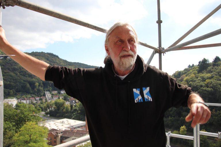 Burgenforscher Dr. Joachim Zeune.