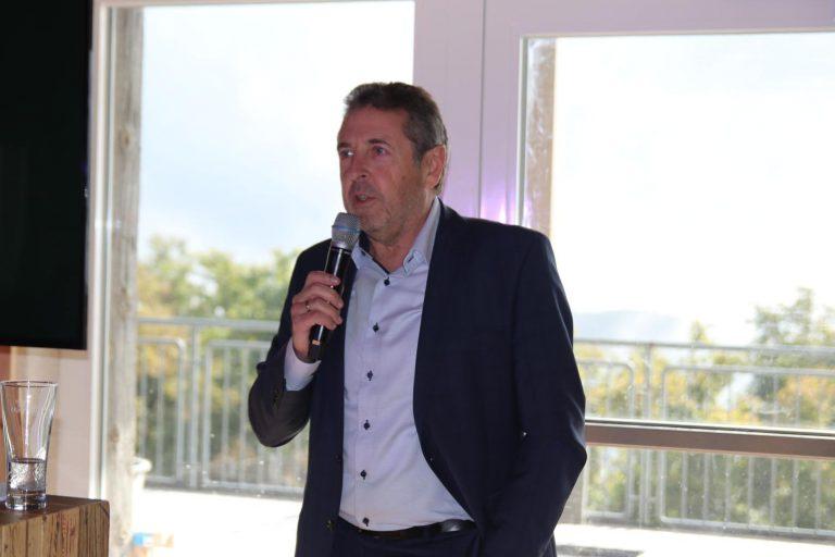 Michael Kuchenbecker, Verkaufsdirektor Gastronomie der Binding-Brauerei