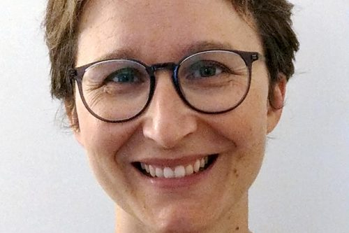Referentin Carla Buchbinder. - Foto: Buchbinder