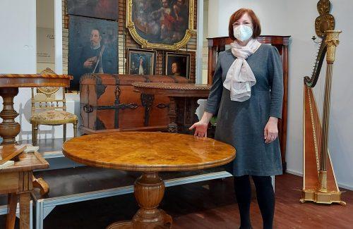 Schaudepot - Dr. Ursula Grzechca-Mohr - schmaler